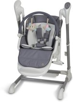 Topmark Xavi Kinderstoel Swing - Grey