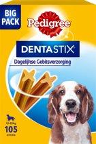 Pedigree Dentastix Medium - Hondensnack - 105-pack