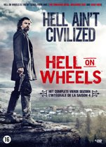 Hell On Wheels - Seizoen 4
