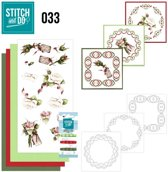Stitch and Do 33 - Roses