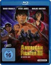 American Fighter 3 - Die blutige Jagd/Blu-ray (dvd)