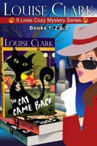 The 9 Lives Cozy Mystery Boxed Set, Books 1-3