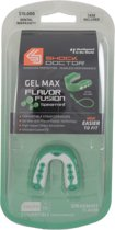 Shock Doctor Gel Max Flavor Fusion - Hockeybitje - Senior - Groen