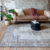 Vintage vloerkleed - Dreams Grijs 70 x 140cm
