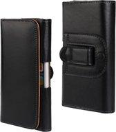 Draagtas / Riemtas Horizontaal Large Hoesje voor Samsung Galaxy Note 10+ / Note 10 Plus