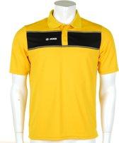 Jako Polo Player - Sportpolo -  Heren - Maat S - Yellow;Black