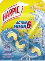 Harpic Active Fresh 6 – Zomerbries – Toiletblok – 1 stuk