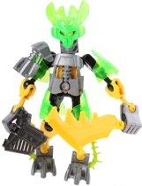 Eddy Toys Robot Roboter Speelfiguur Groen 14 Cm