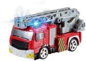 Revell Rc Brandweerwagen Junior Rood 7 Cm