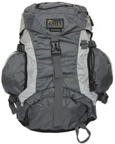 Active Leisure Broxon - Backpack - 20 Liter - Silver Grey/Charcoal