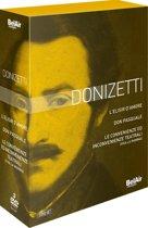 Donizetti: 3 Opera Set