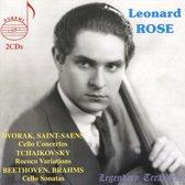 Leonard Rose   Legendary Treasures