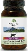 Biologische Joy (90 vega capsules) - Organic India