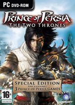 Prince Of Persia 3, The Two Thrones (special Edition)