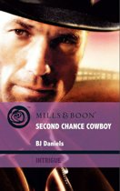 Second Chance Cowboy (Mills & Boon Intrigue) (Whitehorse, Montana - Book 6)