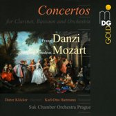 Concertos For Clarinet And Bassoon