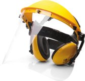 Beschermingskit. gezichts en gehoorbeschermer PW90