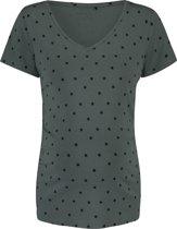 Noppies Shirt Rome - Urban Chic AOP - Maat L