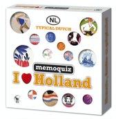 Nova Carta Memoquiz I Love Holland