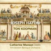 Ton Koopman - Complete Organ Concertos