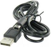 Brauch USB Oplader voor DSi / 3DS / DSi XL / 3DS XL / 2DS