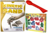 Kinetic Sand 2.5 kg Dierenpakket Aanbieding