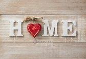 Afbeelding op acrylglas - Home