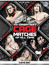 WWE - The Greatest Cage Matches Of All Time (dvd)