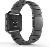 watchbands-shop.nl RVS bandje - Fitbit Blaze - Zwart