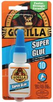 Gorilla Super Glue 15 mg | Super sterke secondelijm