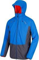 Regatta Whitlow Stretch Jas Heren, oxford blue/seal grey Maat XL