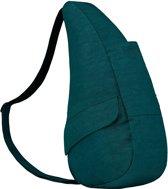 HEALTHY BACK BAG Rugzak - Textured Nylon - Lagoon - Small - 6303-LG
