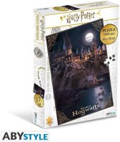 Harry Potter Abystyle Puzzel Welcome To Hogwarts 5