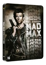 Mad Max Trilogy (Limited Edition) (Steelbook)