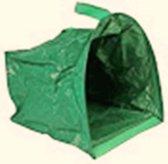 tuinafvalzak inveeg model groen