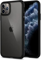 Spigen Ultra Hybrid for iPhone 11 Pro Max matt black