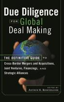 Due Diligence for Global Deal Making