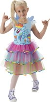 My Little Pony Rainbow Dash Deluxe - Kostuum Kind - Maat 98/104