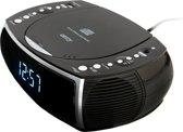 Camry CR 1150 Wekkerradio met cd speler, zwart