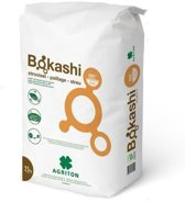 Bokashi strooistel 25kg - bevordert het verteringsproces in de bodem