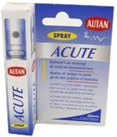 Autan acute spray muggen en brandnetels