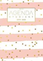 Agenda Etudiant 2019/2020 - Agenda Semainier Et Agenda Journalier Scolaire - Cadeau Enfant Et Etudiant