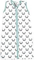 Panda Dreams Zomerslaapzak - jade - maat 70 cm