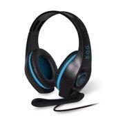 Spirit of Gamer - Pro-H5 PC Gaming Headset - Blauw