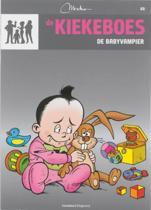 """De Kiekeboes 80 - De babyvampier"""