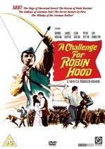 A Challenge For Robin  Hood (dvd)