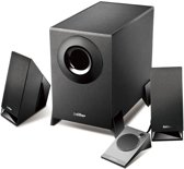 Edifier M1360 - 2.1 speakerset / Zwart