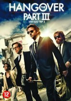DVD cover van The Hangover Part III