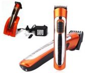KAPSTER | Trimmer & Tondeuse - orange met opladerstand