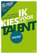 Ik kies voor mijn talent Toolbox